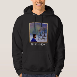 MEDITATION OF A KNIGHT HOODIE