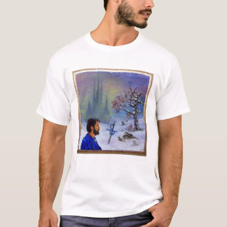 MEDITATION OF A KNIGHT T-Shirt