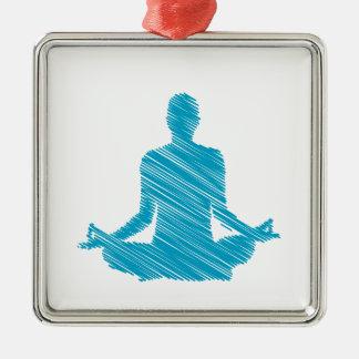 Meditation Christmas Ornaments
