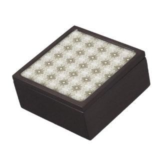 Meditation Pattern Themed Merchandise Premium Keepsake Boxes