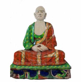 Meditation sculpture cut outs