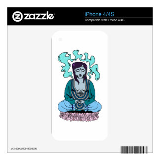 Meditation Skin For iPhone 4S