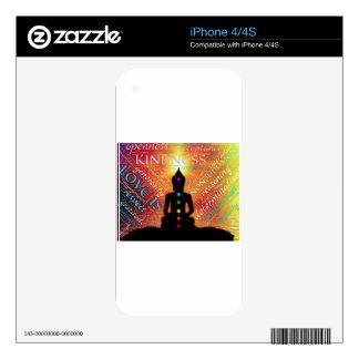 Meditation Skins For iPhone 4