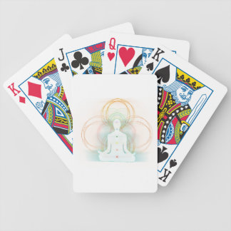 Meditation - Spirituality Bicycle Card Deck