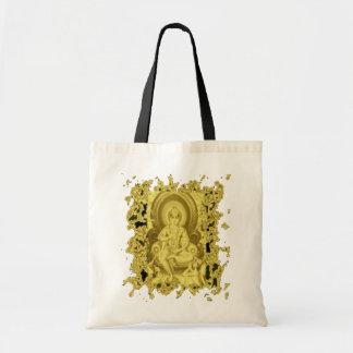 Meditation Yoga Bag Budget Tote Bag