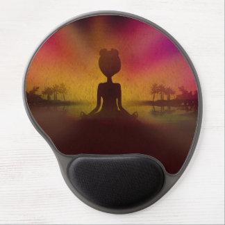 Meditation Yoga Gel Mouse pad