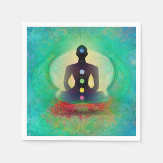 Meditation Yoga Napkin
