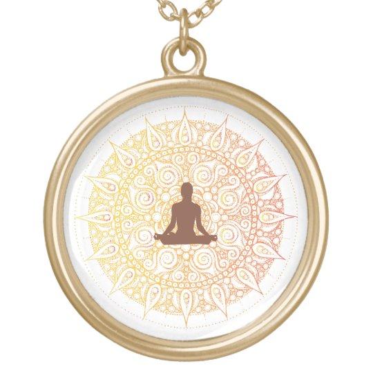 Meditation/Yoga Necklace