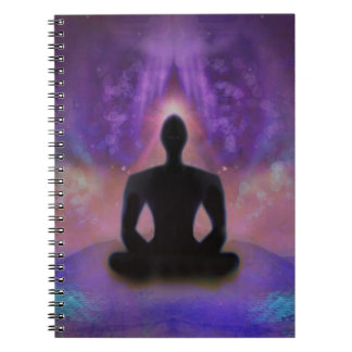 Meditation Yoga Notebook
