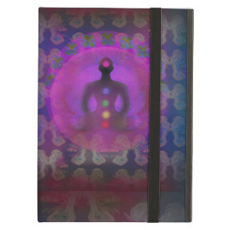 Meditation Yoga powiscase Cover For iPad Air