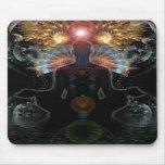 Meditational Visionsr Mousepad