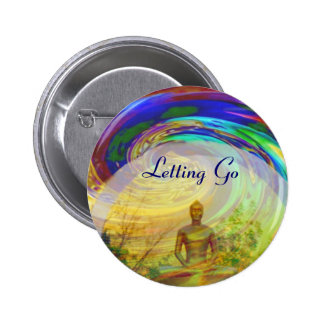 Meditations & Colors_ Pinback Button
