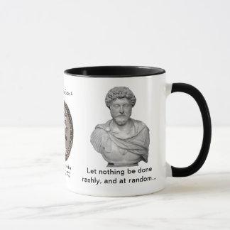 Meditations - rules of art mug
