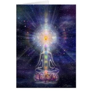 Meditator Card