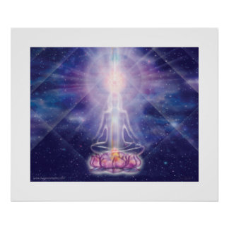 Meditator Posters