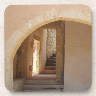 Mediterranean Architecture Coasters