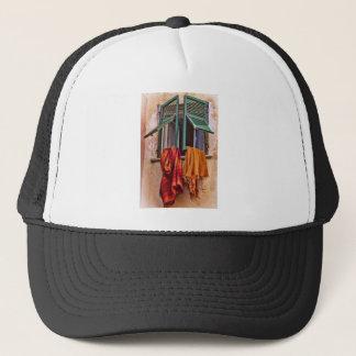 Mediterranean Blankets Trucker Hat