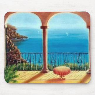 Mediterranean Collection Mouse Mat 1 Mouse Pad
