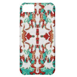 Mediterranean Deco iPhone 5C Cases