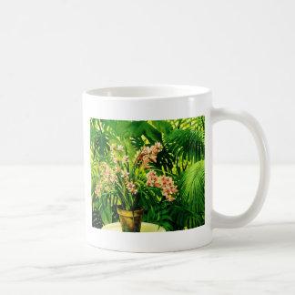 Mediterranean Garden Coffee Mug