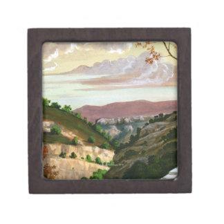 'Mediterranean Landscape' by Prosper Merimee Gift Box
