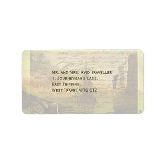 Mediterranean Mélange Label