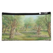 Mediterranean Olive Grove, Spain Cosmetic Bag