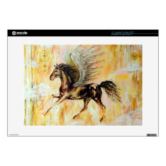 Mediterranean Pegasus Skin For Laptop