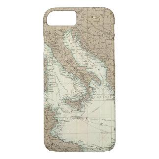 Mediterranean Region, Turkey, Greece iPhone 8/7 Case
