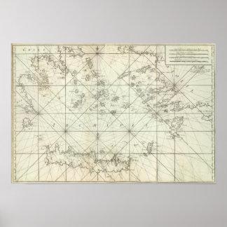 Mediterranean Sea 2 Print
