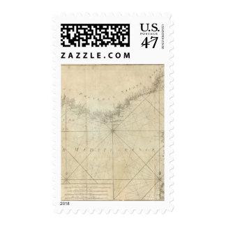 Mediterranean Sea 3 Stamp