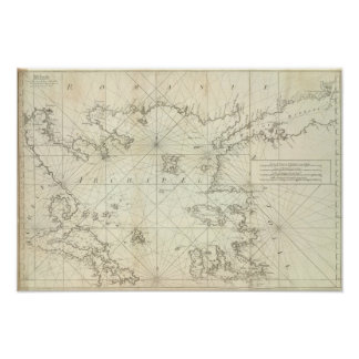 Mediterranean Sea 5 Print