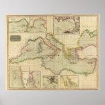 Mediterranean Sea 6 Print