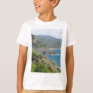 Mediterranean sea along Tuscan coastline T-Shirt