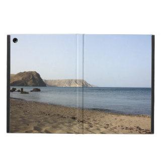 Mediterranean Sea and beach the Blacks, photograph Case For iPad Air