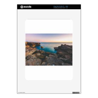 Mediterranean Sea Decals For iPad