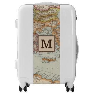 Mediterranean Sea E | Monogram Luggage