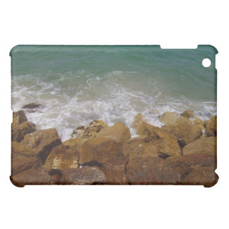 Mediterranean sea iPad mini cases