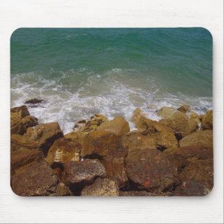 Mediterranean sea mouse pad