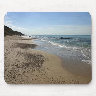 Mediterranean Sea, Netanya, Israel Mouse Pad