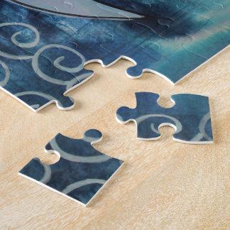 Mediterranean Sea puzzle