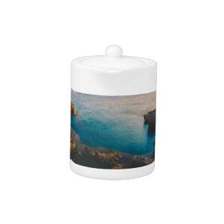 Mediterranean Sea Teapot
