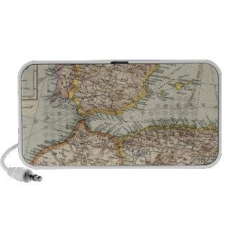 Mediterranean Sea W iPod Speakers
