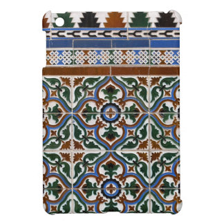 Mediterranean Tile Pattern iPad Mini Case