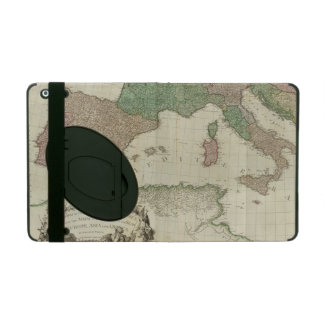 Mediterranean West iPad Cover