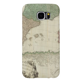 Mediterranean West Samsung Galaxy S6 Case