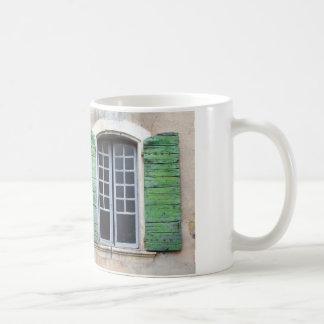mediterranean windows coffee mug