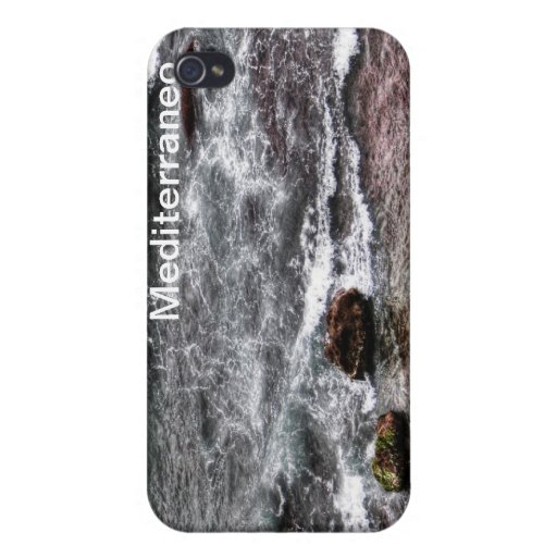 Mediterraneo iPhone 4/4S Funda