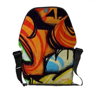 medium BAG - GRAFITI tyro Bolsas Messenger