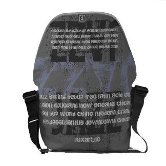 medium Bag JAZZ ONE steel